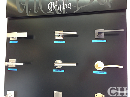The latest addition to our showroom is the superb contemporary interior  lever door handles range from Aldaba in Spain called Innova. Blog   Door handles   door accessories   Cheshire Hardware