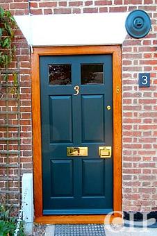 Croft Front Door Hardware