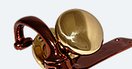 Brass and Bronze Finishes