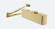 Door Closers Brass & Bronze