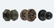 Gothic Door Knobs