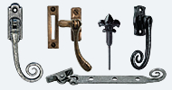 Gothic Window Hardware