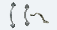 Pewter Pull Handles