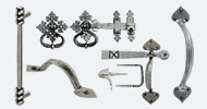 Pull Handles & Thumb Latches Pewter