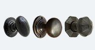 Rustic Door Knobs