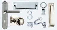 front door accessoriesFront Door Hardware Knockers Letter Plates Door Bells in Stainless