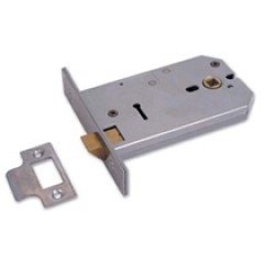 union horizontal latch stain chrome