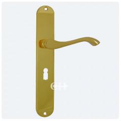 andros brass lock