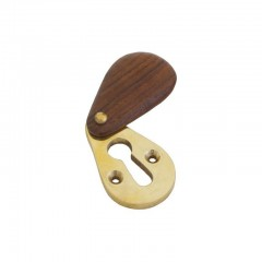 Rosewood Covered Escutcheon