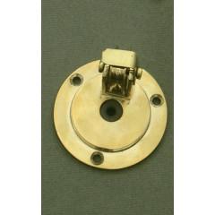 blanking pulley brass