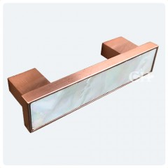 Satin Copper / Mother Of Pearl