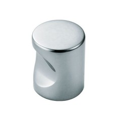 stainless cupboard knob