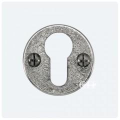 Finesse Design Pewter Euro Escutcheons