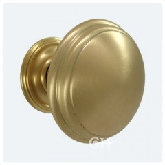 Satin Brass With 44mm 7846 Rose