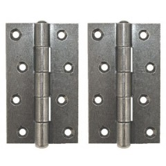 Pewter Patina 100x60mm Butt Hinge