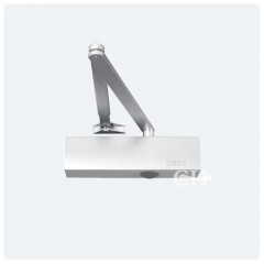 Geze Ts2000 Door Closers Silver Or Stainless Steel From