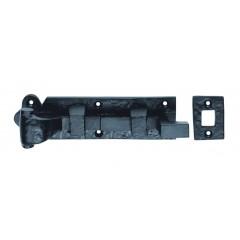 black necked cupboard door bolt