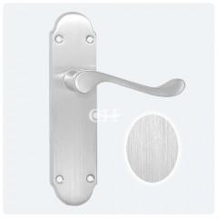 oakley latch satin chrome backplate