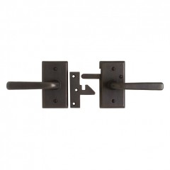 Shown With Internal French Lever In Silicon Bronze Dark