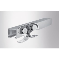 Geze Rollan 80 Sliding Door Gear Track System Commercial