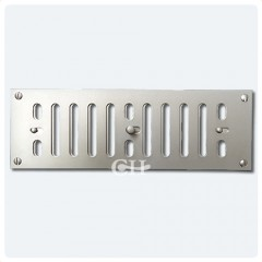 satin nickel hit and miss vent