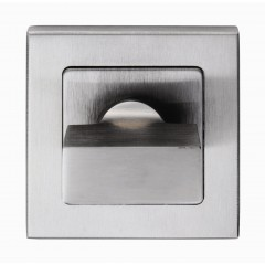 square stainless steel turn and release