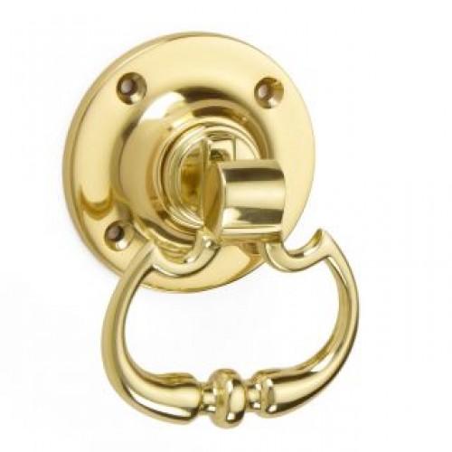 Croft 1717 Dutch Drop Ring Handles Mortice Knob Handles