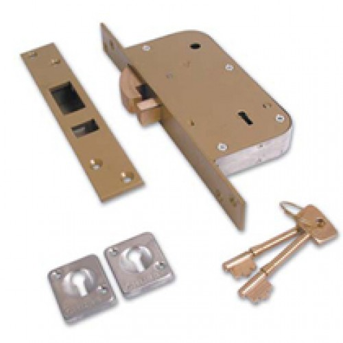 Union or Chubb 3M50 Sliding Door Security Hook Locks from Cheshire