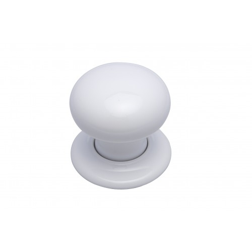 White Porcelain Knobs