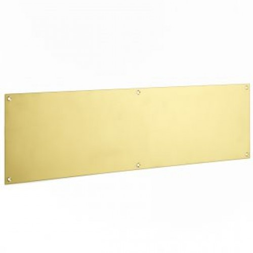 polished brass kick plate - PVD Polished Brass Kick Plate For Doors. Aged Antique Or Bronze