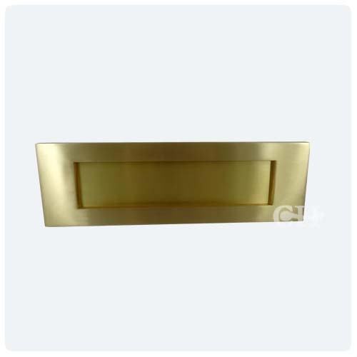 Croft 6355 Engraved Letter Plates In Chrome Nickel Brass
