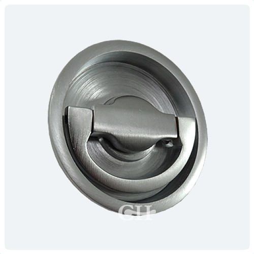 Croft 1804c Flush Ring Handles In Chrome Or Nickel