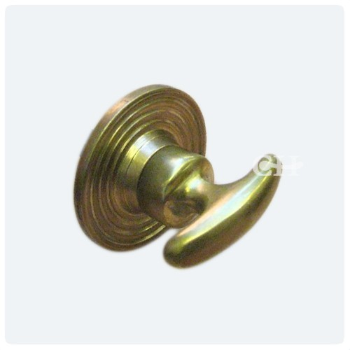 Croft 2237 Reeded Turn And Release In Brass Or Bronze
