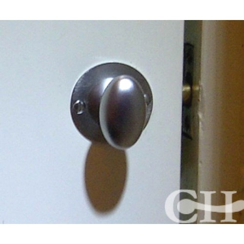 Croft 4525 Chrome Or Nickel Finish Thumbturn For Security
