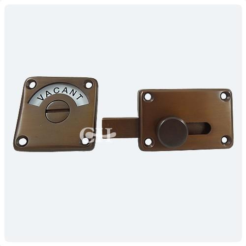 Croft 4551 Indicator Bolt In Brass Chrome Nickel Or Bronze Door