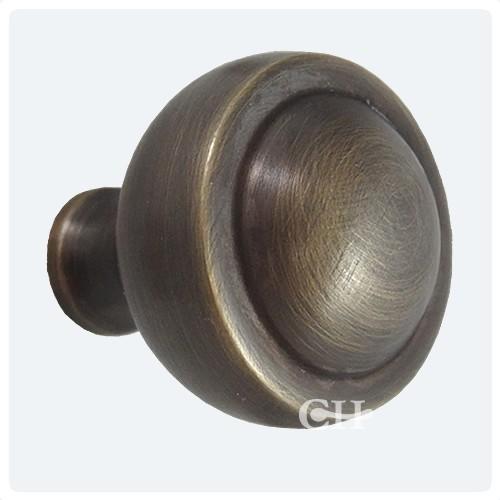 Croft 5110 Planet Cupboard Door Knobs In Brass Bronze Chrome or ...