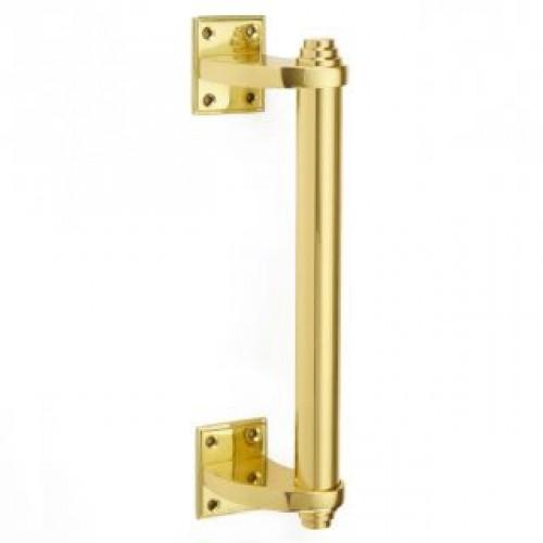 Croft 6385 Door Pull Handles In Bronze Brass Chrome Or