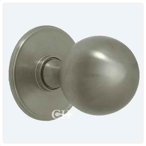 Satin Nickel. Polished Nickel