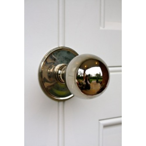 Croft 6405 Ball Centre Door Knobs in Brass Bronze Chrome Nickel from ...