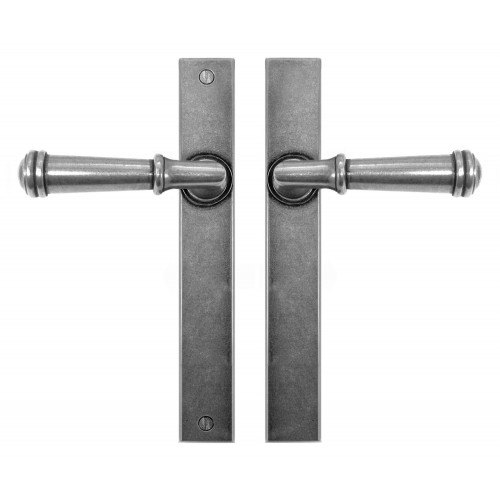 Finesse Design Fdmp11 Pewter Durham Passage Door Handles