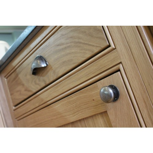 Finesse Pck036 Pewter Cabinet Door Knobs From Cheshire