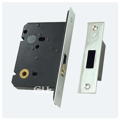 Frank Allart 7560 Pocket Door Bathroom Locks In Chrome Nickel Brass And Bronze Finishes Door