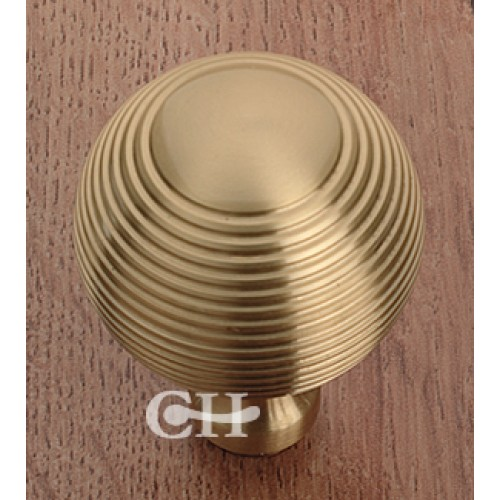 Solid Ebony Nickel Beehive Door Knobs: Frank Allart 7618 Reeded Beehive Door Knobs On Reeded Rose