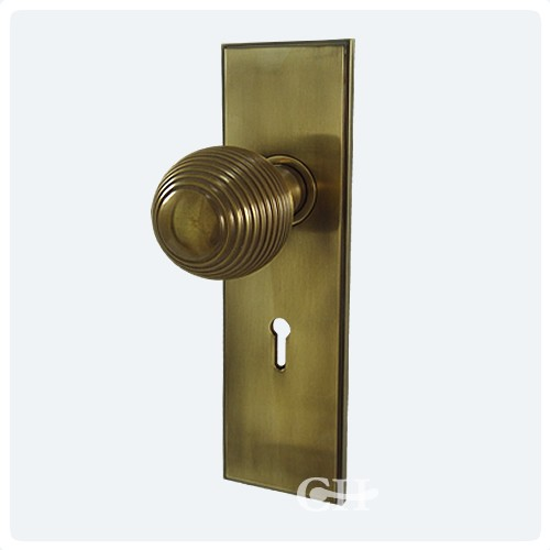 Delicieux Antique Brass Unlaquered
