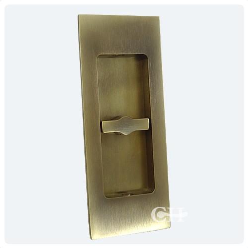 Frank Allart Pocket Door Flush Pull Hardware In Chrome Nickel Brass And Bronze Finishes Door
