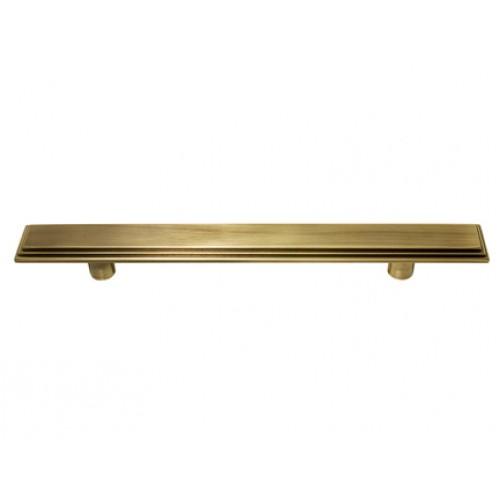 Henry Blake Art Deco Long Guardsman Door Pull Handles in Brass ...