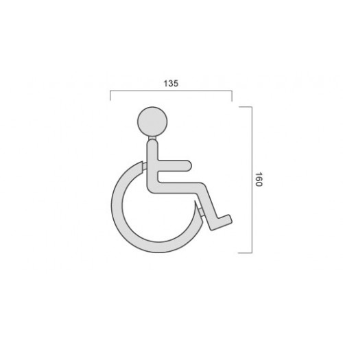 dimensions of a disabled toilet. Disabled Sign Dimensions  Philip Watts MAN WOMAN DISABLED Toilet Door Signs In Cast Aluminium