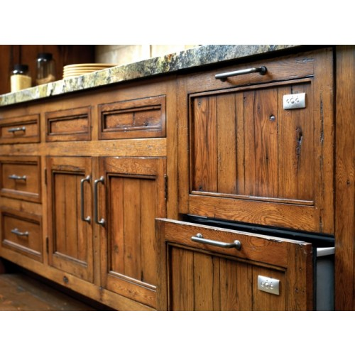 Mission Style Kitchen Cabinet Doors: Rocky Mountain Sash Cupboard Or Cabinet Pull Handles In