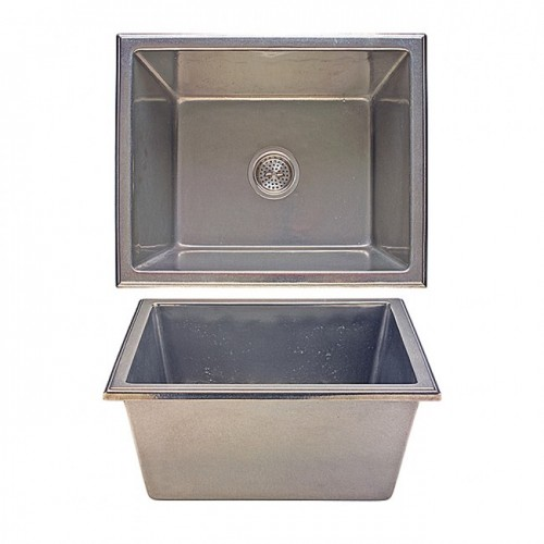Delicieux White Bronze Light Sinks