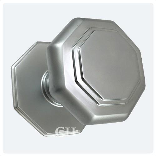 Samuel Heath P2130 Octagonal Centre Door Knobs in Brass Chrome or ...